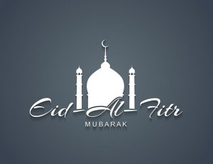 90009-Eid-al-Fitr-Mubarak-Creative-Logo