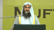 Are We Losing Focus? by Mufti Menk