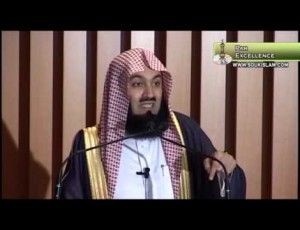 Religion and Work – Mufti Ismail Menk