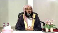 The Importance of Salah by Mufti Menk