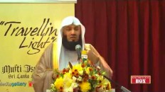 The Role of Media – Mufti Menk