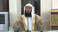 The Shade of The Day of Judgement – Mufti Ismail Menk